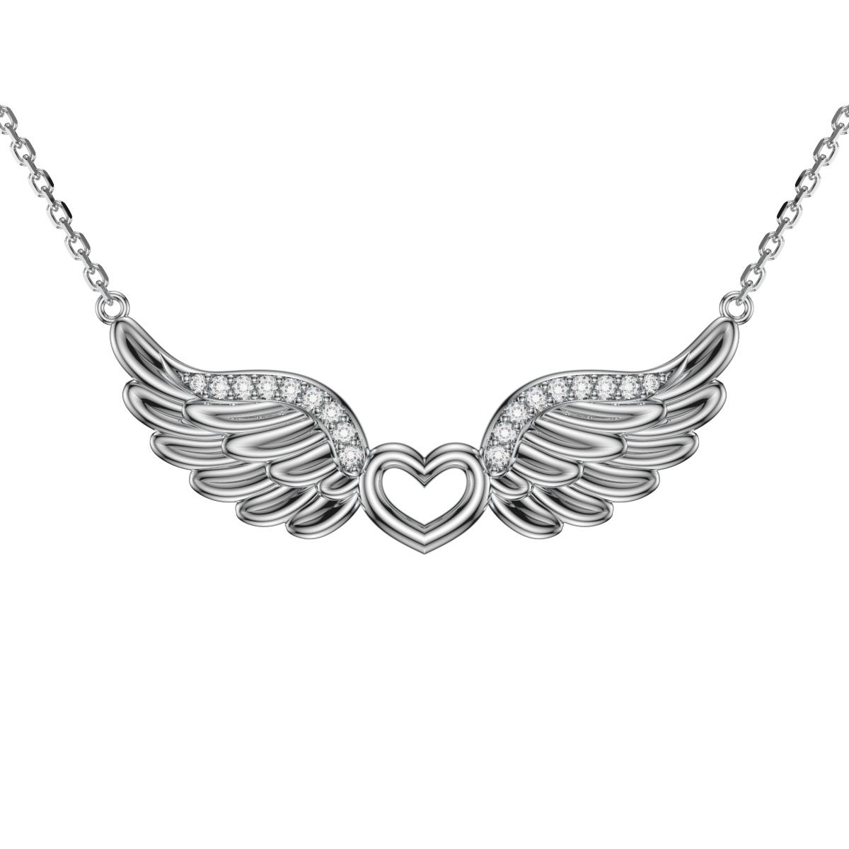 小天使之翼项链