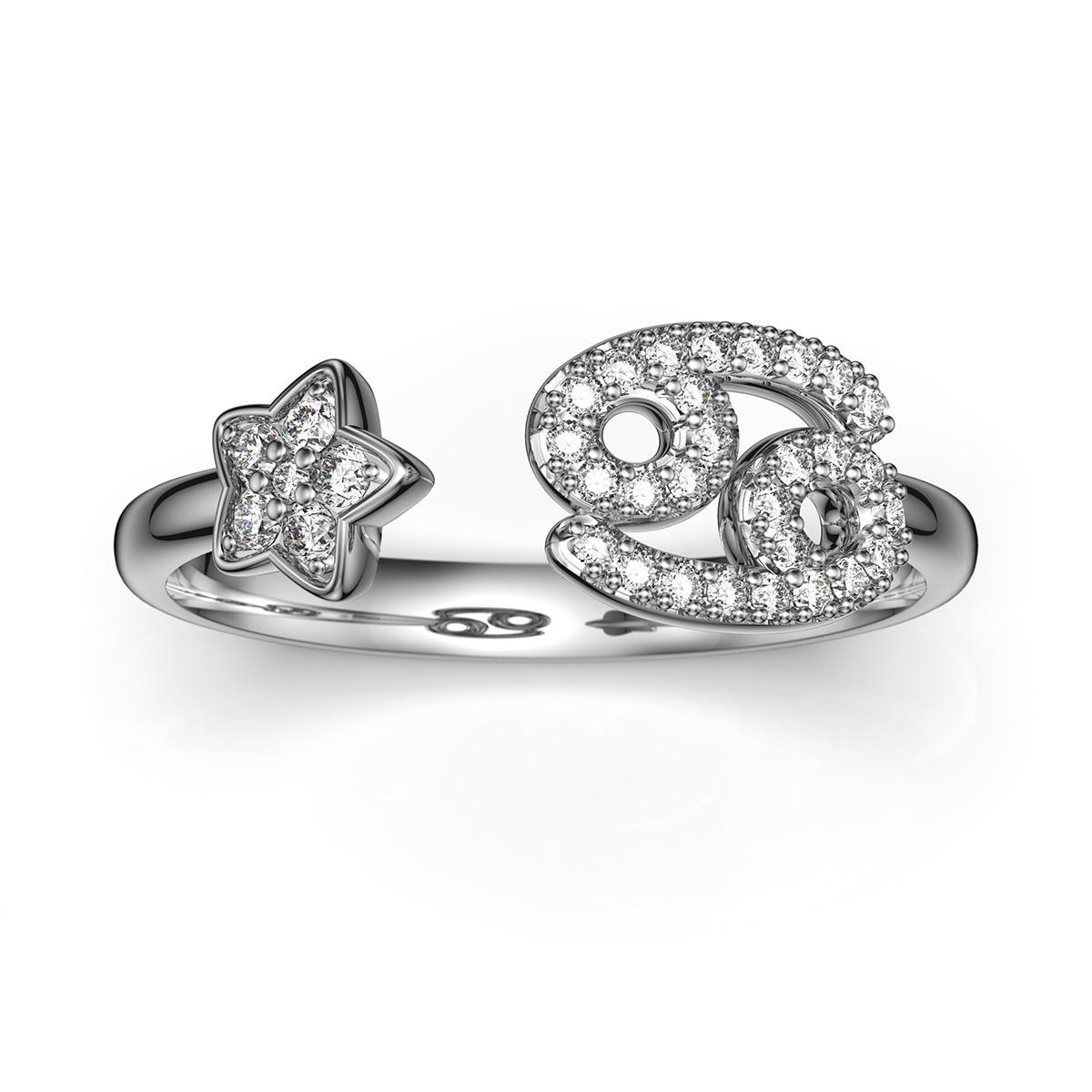 巨蟹座戒指