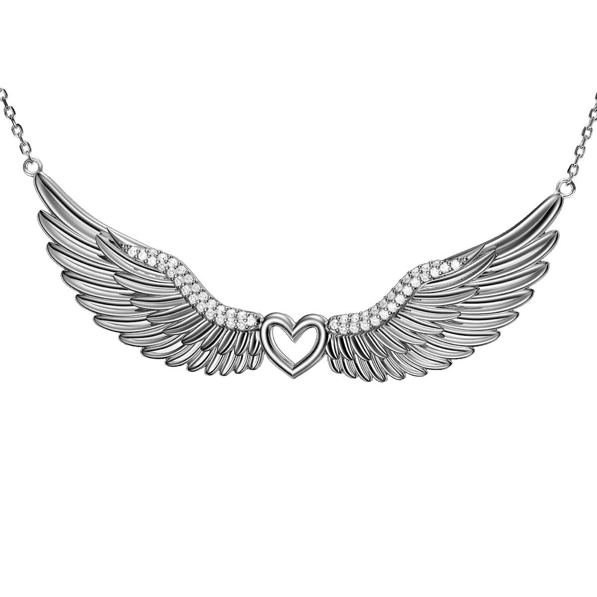 天使之翼项链