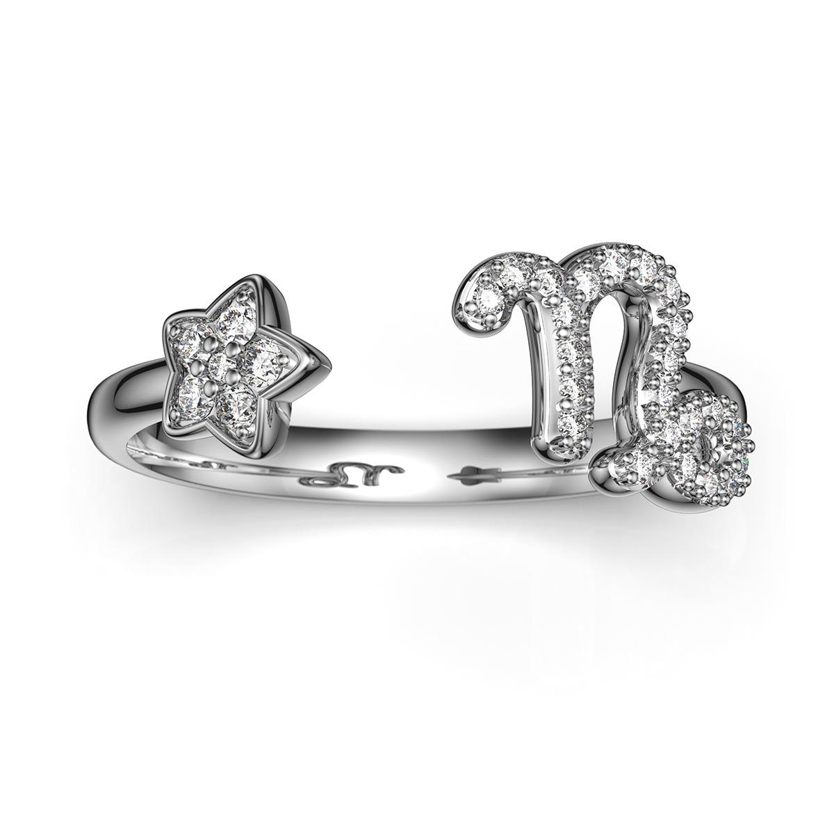 摩羯座戒指